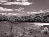 Lake Shasta early morning (infrared)