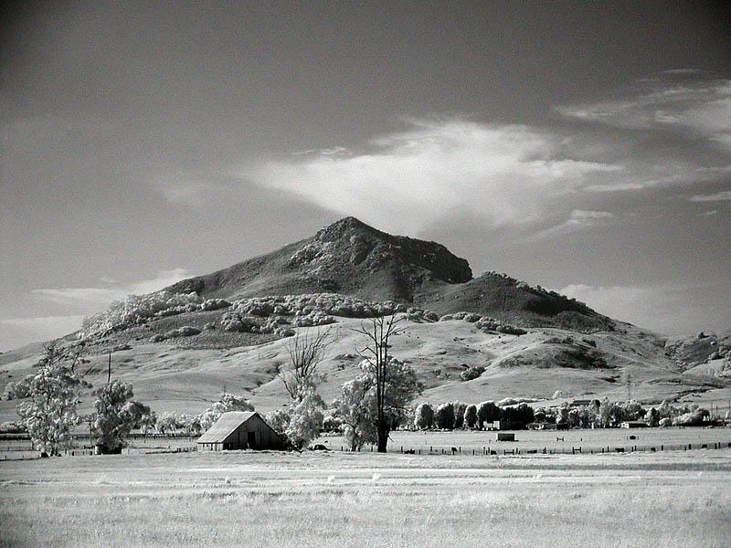 Peaks near San Luis Obispo CA