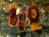 The Famous Band Ornaments