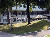 Hotel Conneaut Patio
