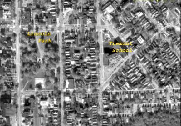 Tremont Aerial Photo