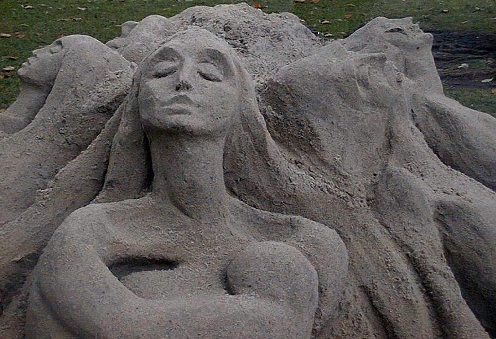 Radke Sand Sculpture
