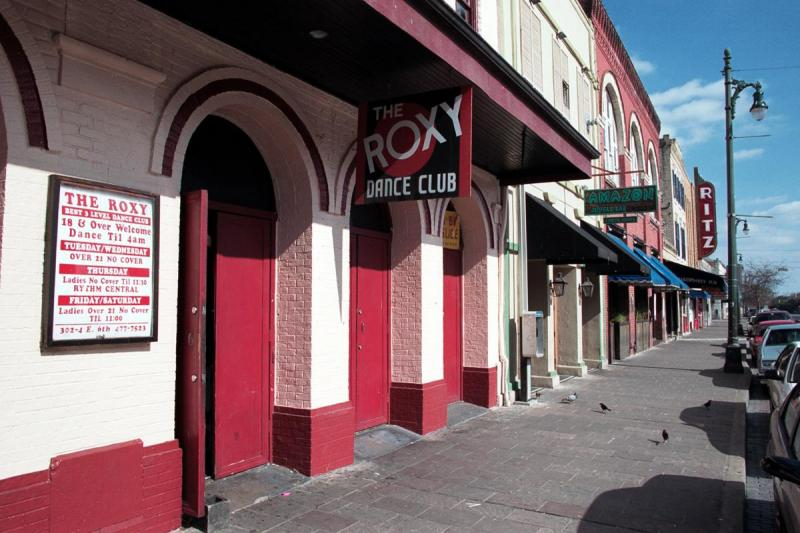 Roxys night club