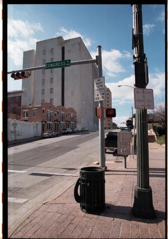 Detention Facility Down Town Austin