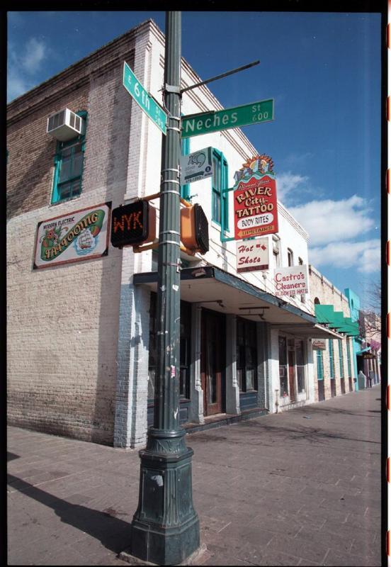 WYK - DONT WYK - 6th Street Austin, TEXAS