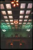 Inside of the Senate Debate and Voting Room