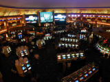 Inside of MGM where Blink was playing