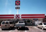 circle K in arizona(near tuscon, on my way to Texas)