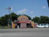 Sam Hill BBQ in Clarendon, Texas