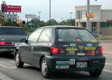 Jesus, look at that car.
