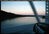 Llano River outside of Llano, Texas from The long Inks Lake Bridge on Texas 29
