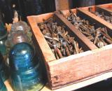 Nails and Insulators