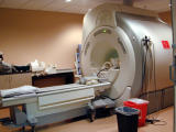 GE Medical Systems MRI at Texas Diagnostic Imaging Center, Dallas, TEXAS