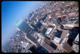 Boston from real high up.