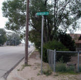Keller Street, NM