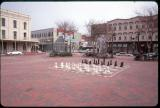 Galveston Chess Board in The Strand district