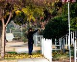 Mailwoman in Clovis