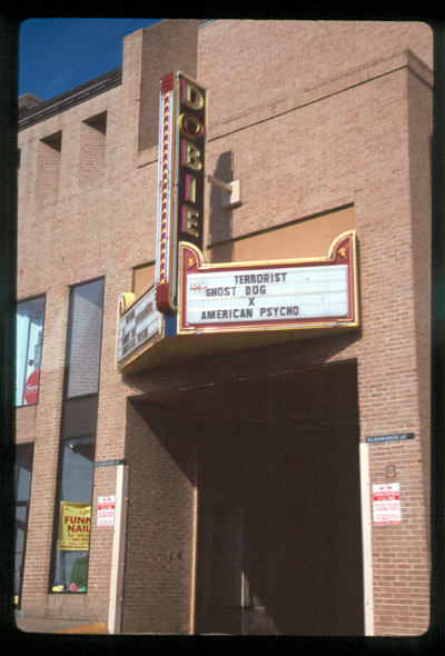 Dobie Cinema near UT TEXAS in Austin