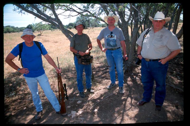 black buck hunt in Stonewall, Texas