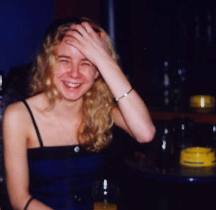 Sabrina from Sligo..or was it Galway...uh