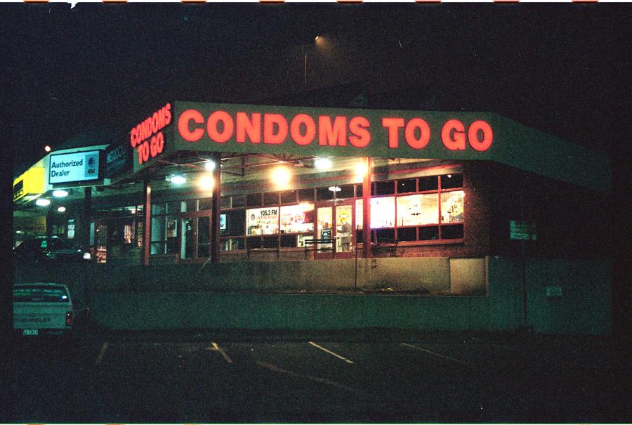 Condoms To Go in Dallas