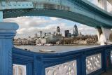 My eye to London city