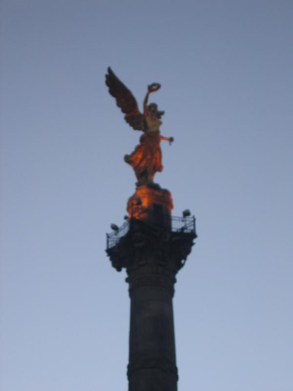 Angel on Monument