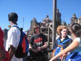 Eddie & Crew @ Templo Mayor