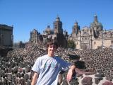 Matt @ Templo Mayor