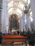 Inside Metropolitan Cathedral
