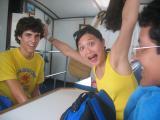 en route to Isla Mujeres