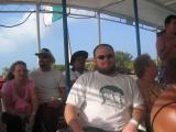 Boat Ride back to Cancun