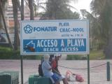 Playa Chac-Mool