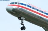 American Airlines B757-223 N663AM aviation stock photo