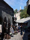 Shops in Kujundžiluk, Old Bazaar