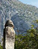 Blagaj - tombstone