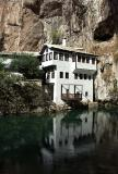 Blagaj - Tekke (Dervish House) at the source of the Buna