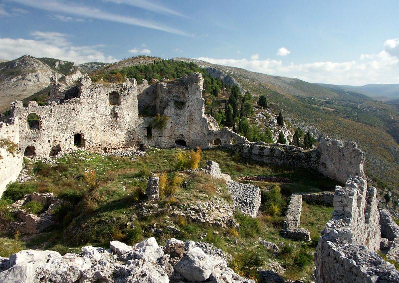 Blagaj - Stjepan Grad fortress