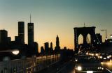 Manhattan - from Brooklyn Bridge