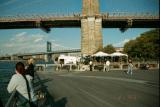 Brooklyn Bridge anchorage