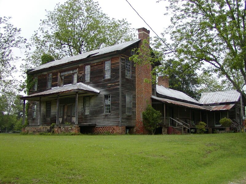 1800 39 s farm house in eastaboga alabama photo anthony for Old deep house
