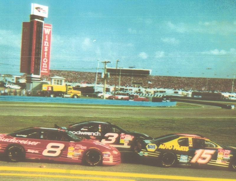 Dale Earnhardts Last Pit Stop