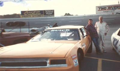 Ricky Pendlton and Steve Cavanah