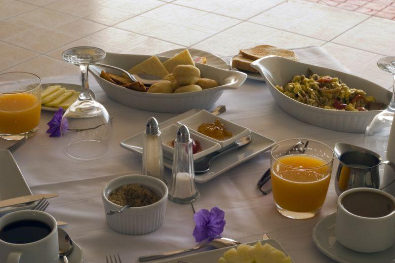 Jamaican Breakfast a la Mar Blue