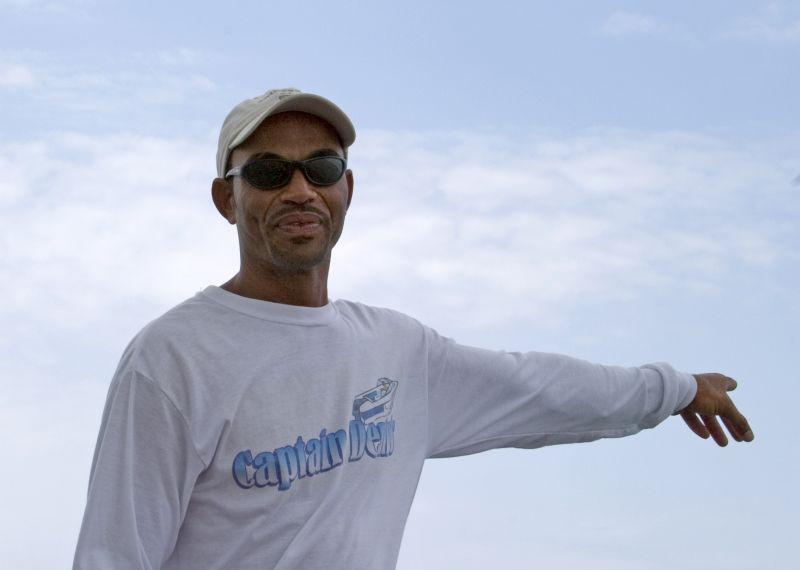 Dennis - our Black River trip guide