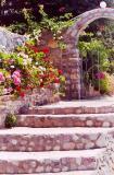 Pebbled Steps
