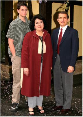 Dan, Nancee, Chris Cinelli