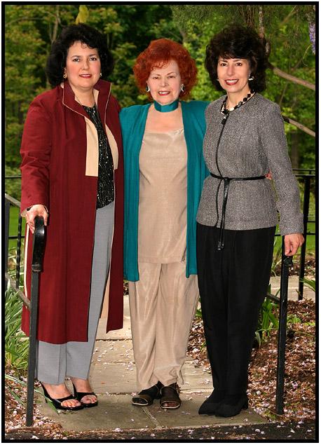 Nancee, Mom, Rose