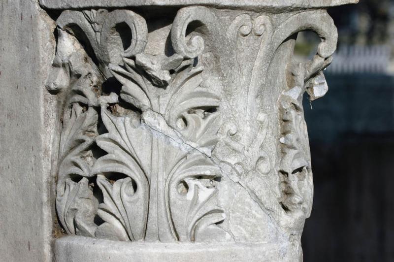 stanbul Aya Sofya elements from earlier church