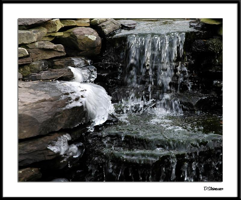 12/27/04 - Waterfall